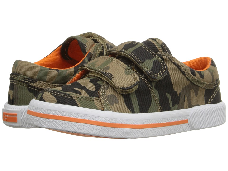 Elements by Nina Kids - Aiden (Toddler/Little Kid) (Camo) Boy's Shoes