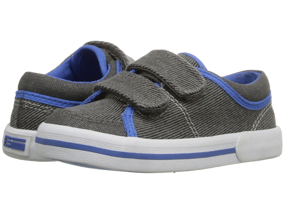 Elements by Nina Kids - Aiden (Toddler/Little Kid) (Dark Grey) Boy's Shoes
