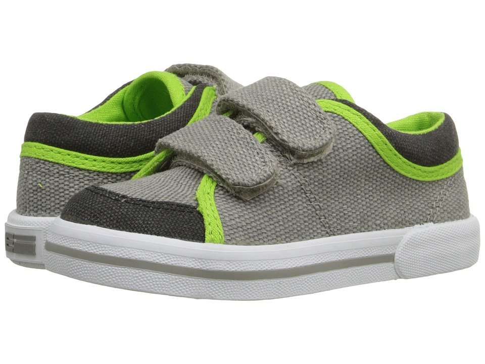 Elements by Nina Kids - Aiden (Toddler/Little Kid) (Grey) Boy's Shoes
