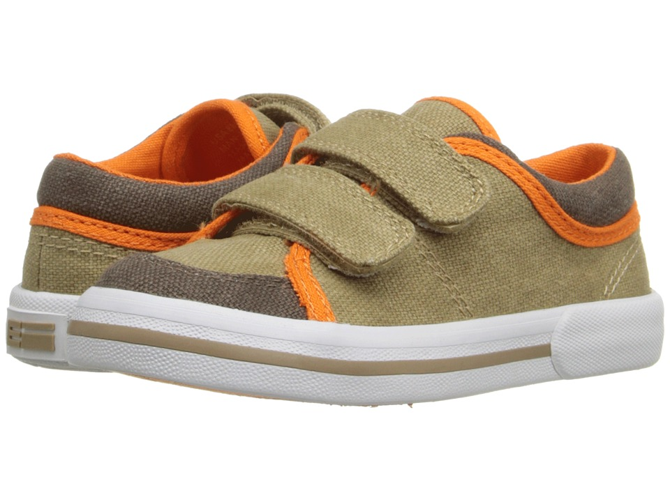 Elements by Nina Kids - Aiden (Toddler/Little Kid) (Tan) Boy's Shoes