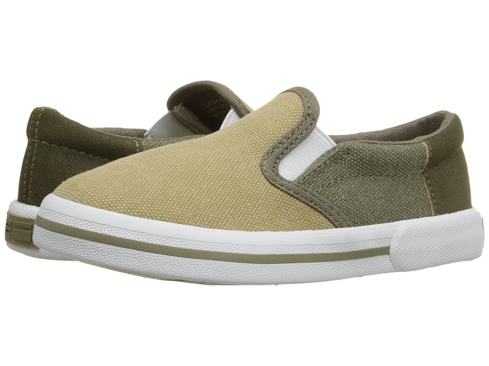 Elements by Nina Kids - Caden (Toddler/Little Kid/Big Kid) (Tan) Boy's Shoes