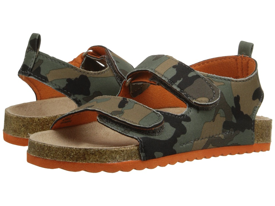 Elements by Nina Kids - Jayden (Toddler/Little Kid) (Camo) Boys Shoes