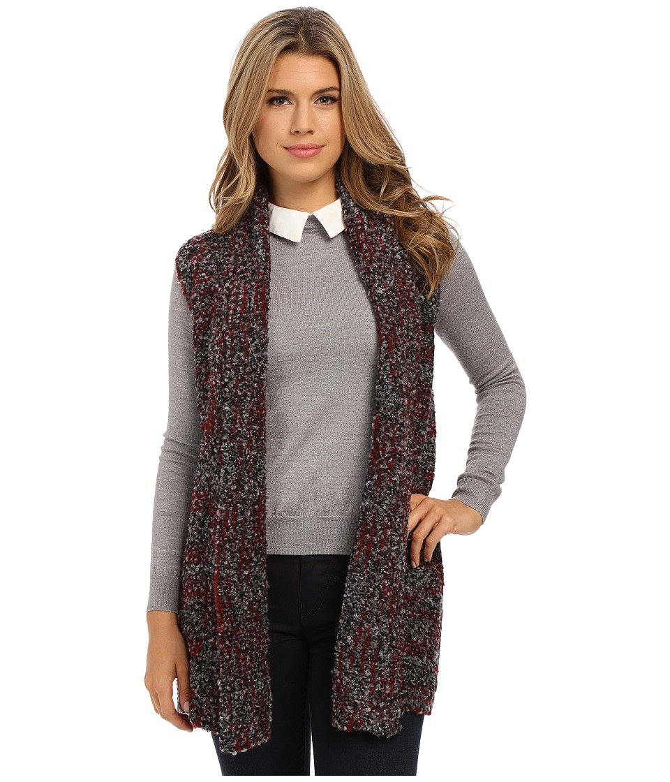 Olive & Oak - Shawl Sweater Vest Cardigan (Spiceberry) Women's Sweater