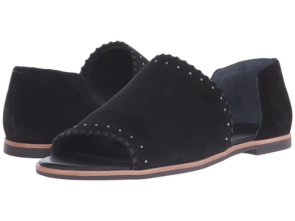 Franco Sarto - Azmond (Black) Women's Sandals