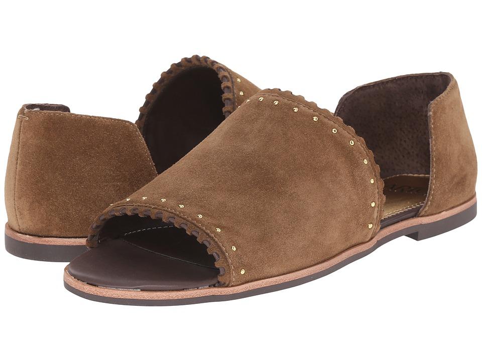 Franco Sarto - Azmond (Desert Khaki) Women's Sandals