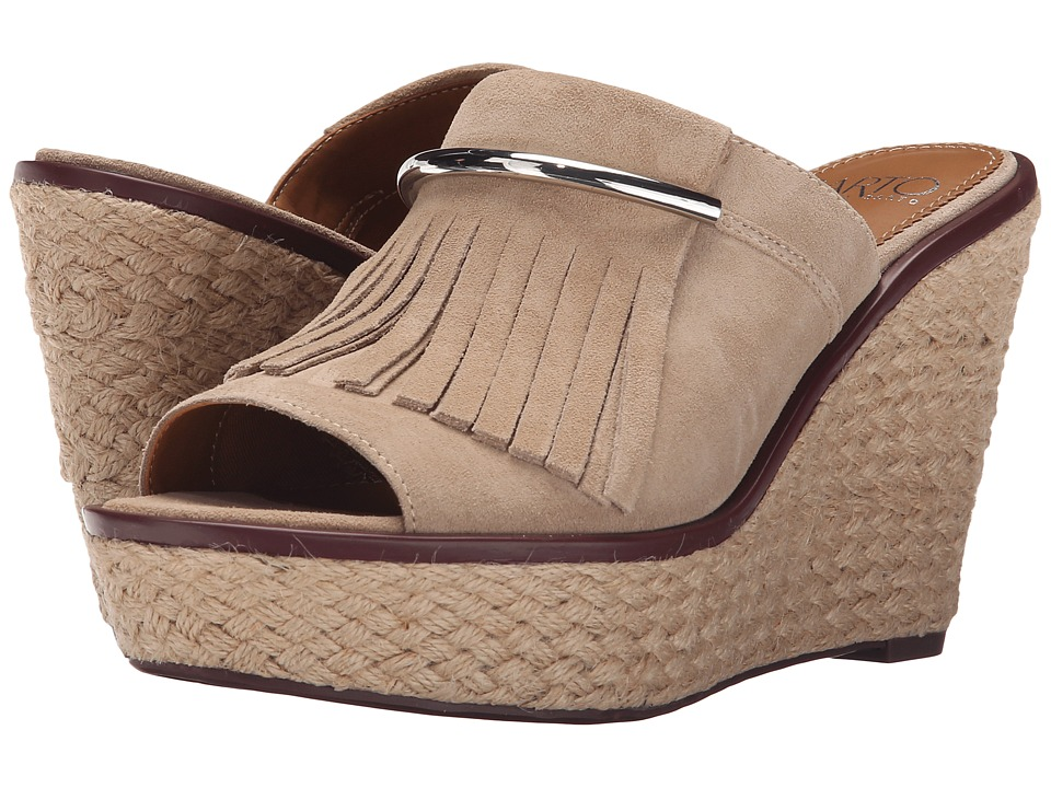Franco Sarto - Candace (Soft Tan) Women's Wedge Shoes