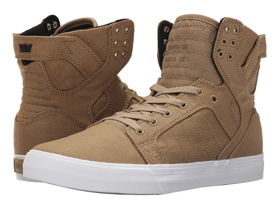 Supra Skytop D (Kelp/White) Men