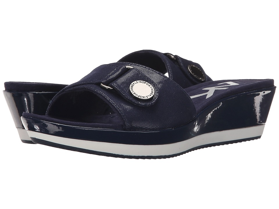 Anne Klein Itemize (Navy Fabric) Women