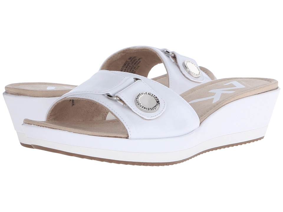 Anne Klein Itemize (White Synthetic) Women