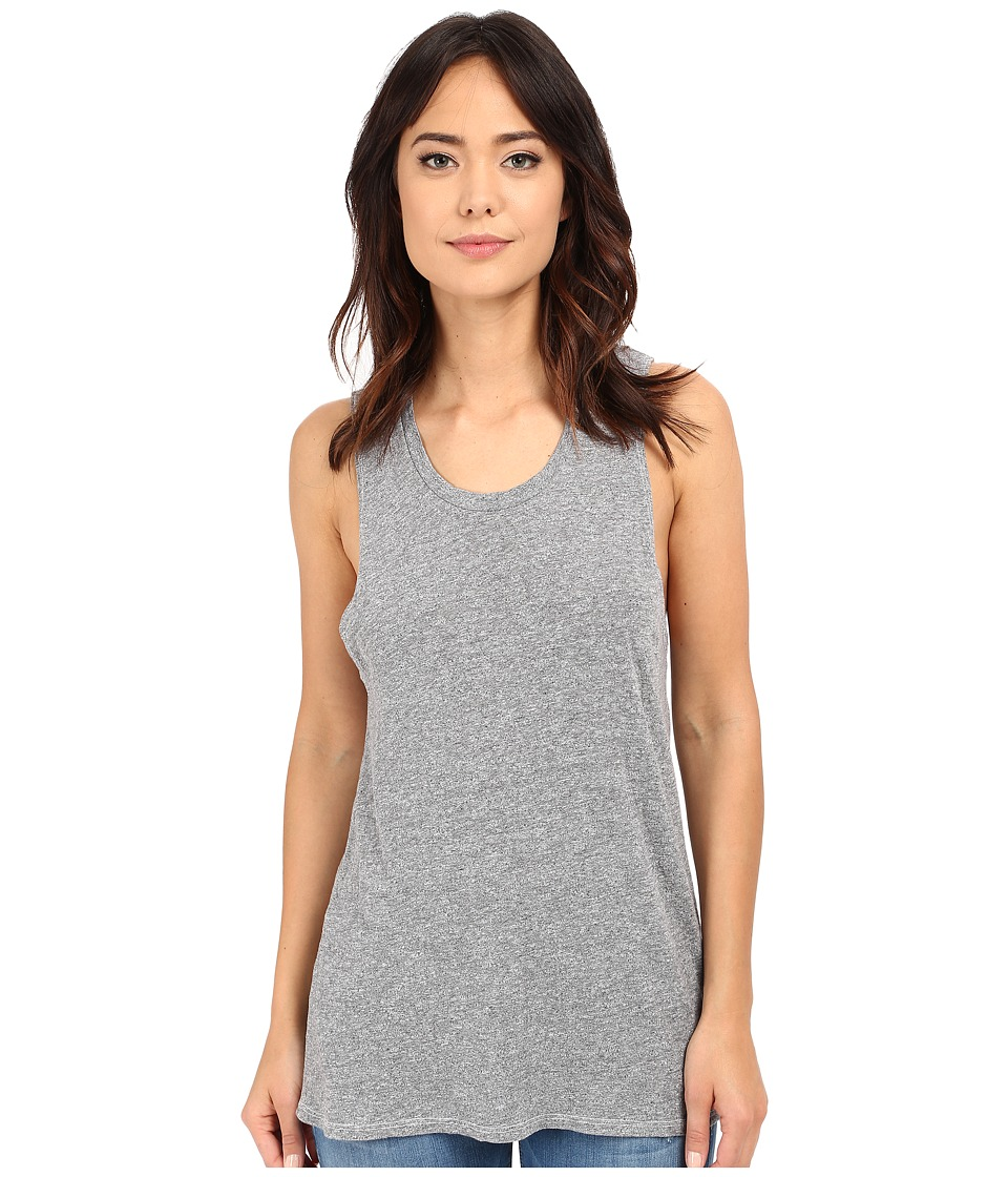 Lanston - Muscle Tank Top (Heather) Women's Sleeveless