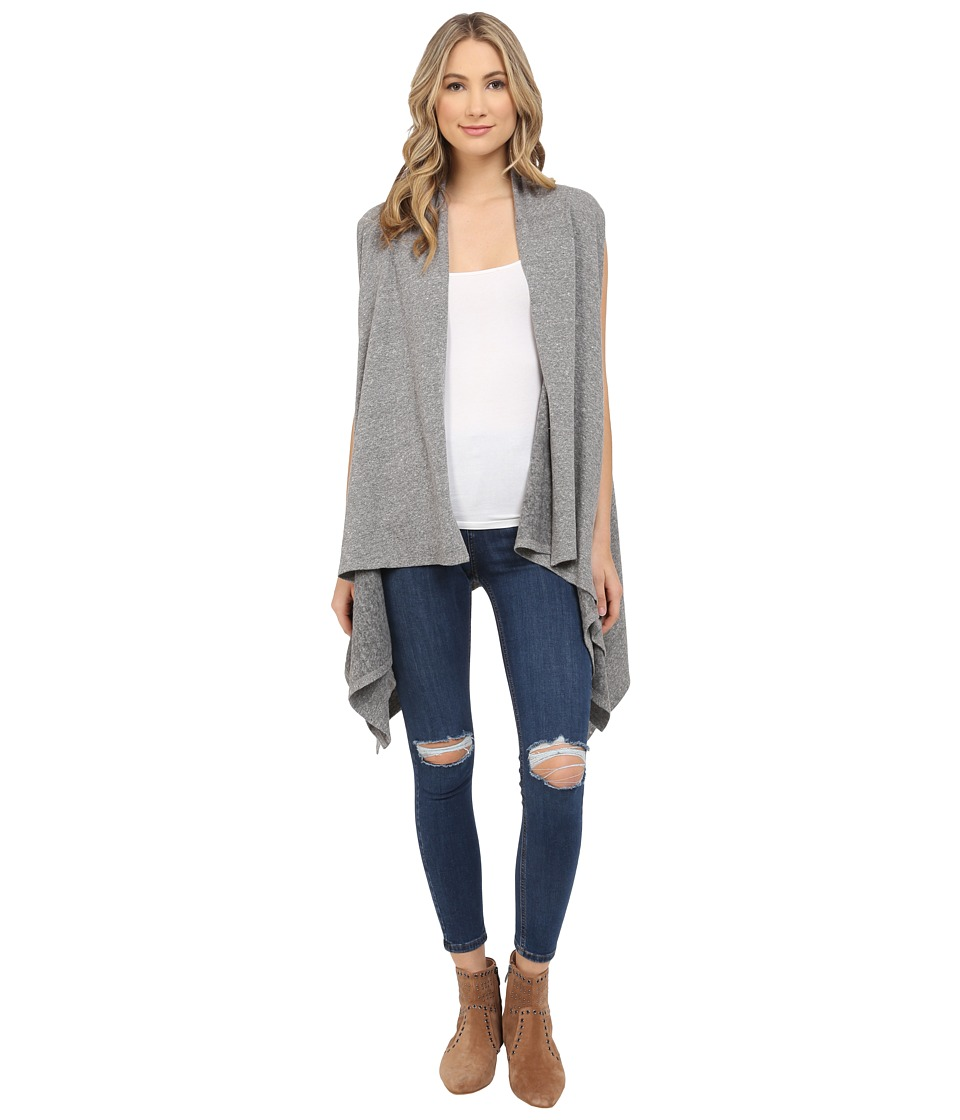 Lanston - Oversized Vest (Heather) Women's Vest