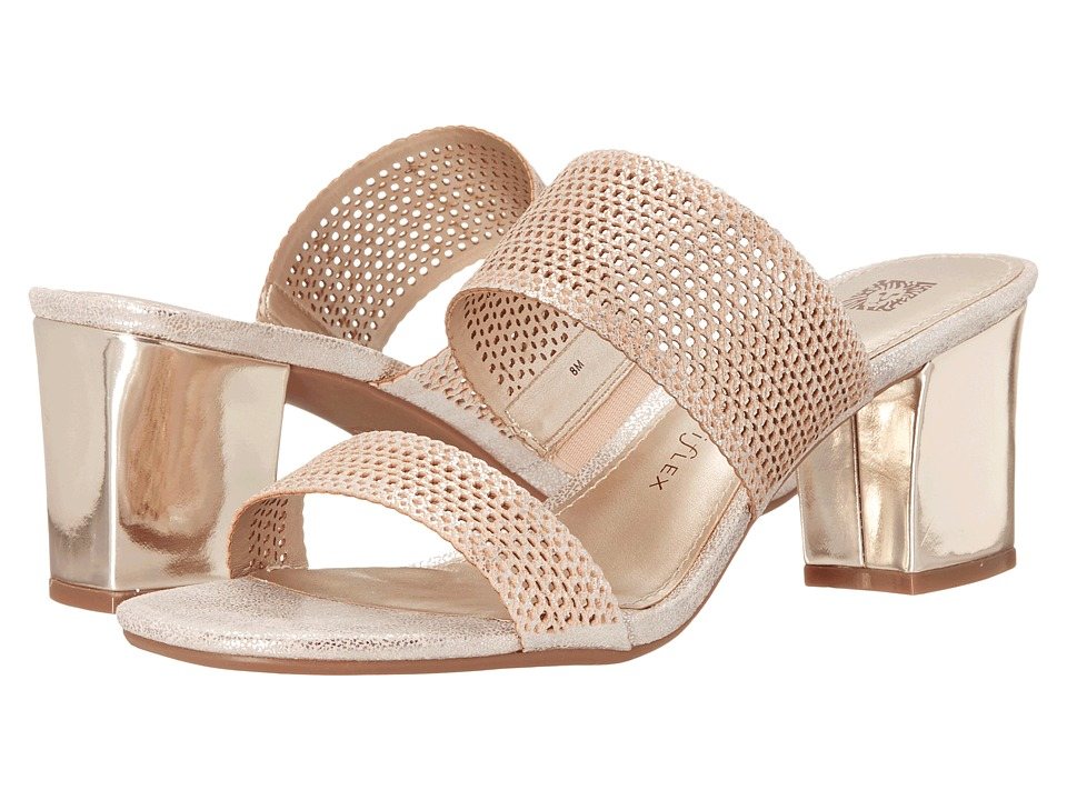 Anne Klein Naldo (Light Gold Fabric) Women