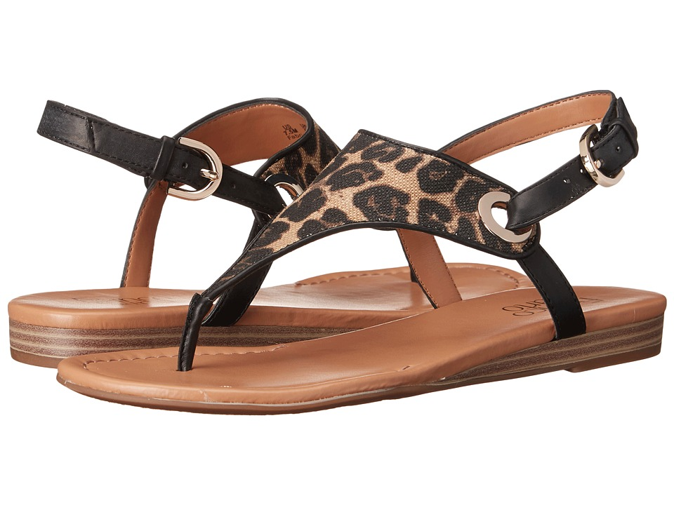 Franco Sarto - Grip 2 (Camel) Women's Sandals