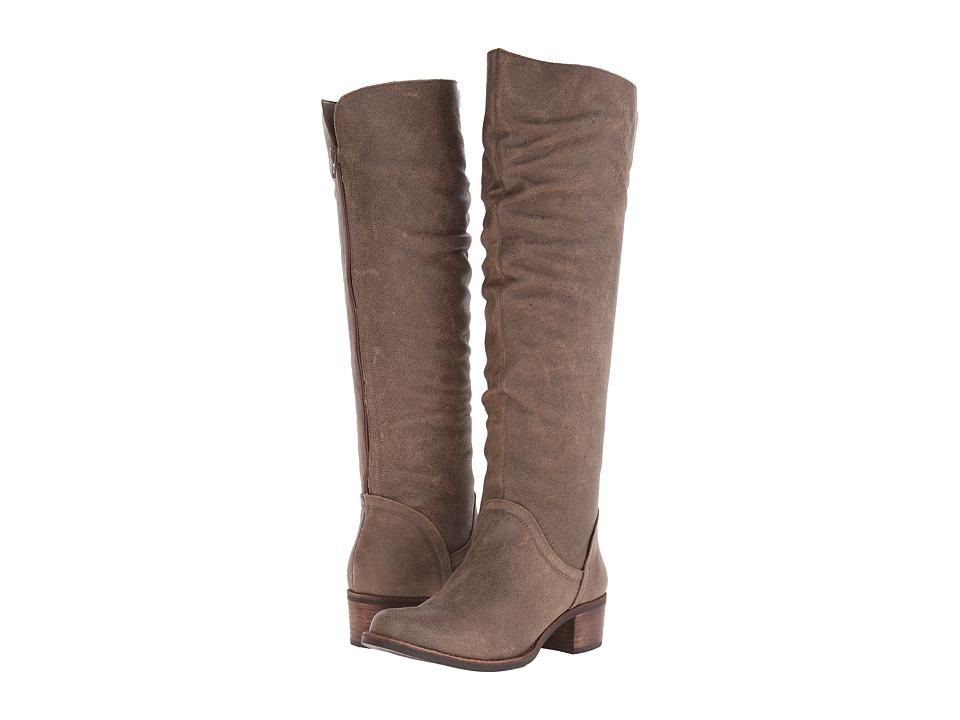 Matisse - Lonestar (Taupe) Women's Zip Boots