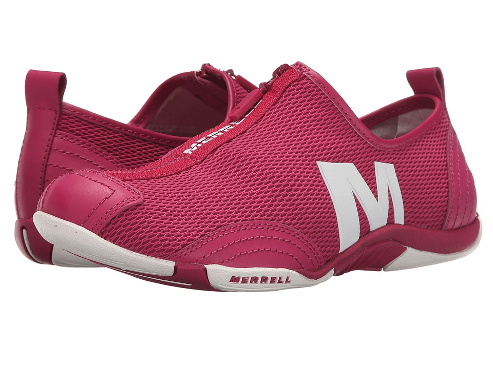 Merrell - Barrado (Pink) Women's Flat Shoes