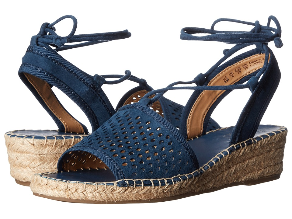 Franco Sarto - Liona 2 (Teal) Women's Sandals