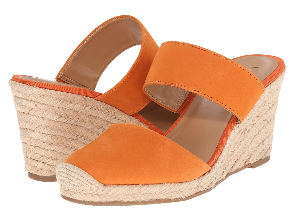 Franco Sarto - Mint (Orange) Women's Wedge Shoes