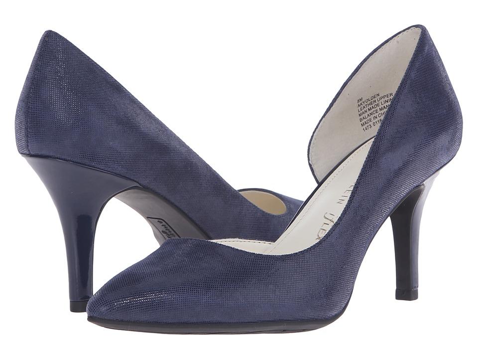 Anne Klein - Yolden (Navy Leather) High Heels