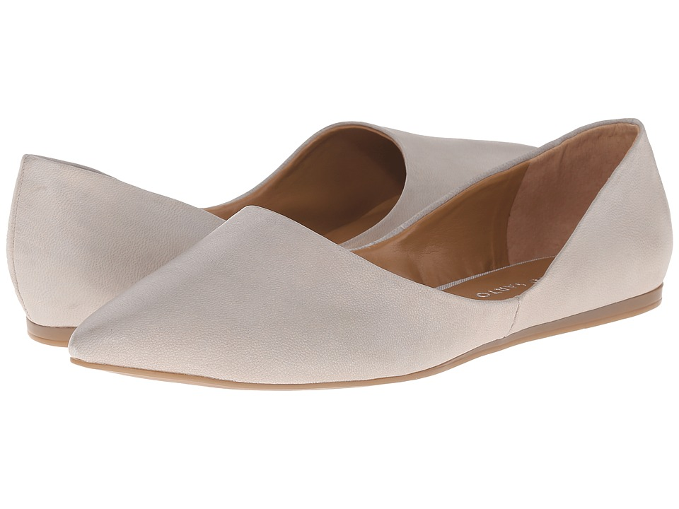 Franco Sarto - Heath (Light Grey) Women's Slip on Shoes