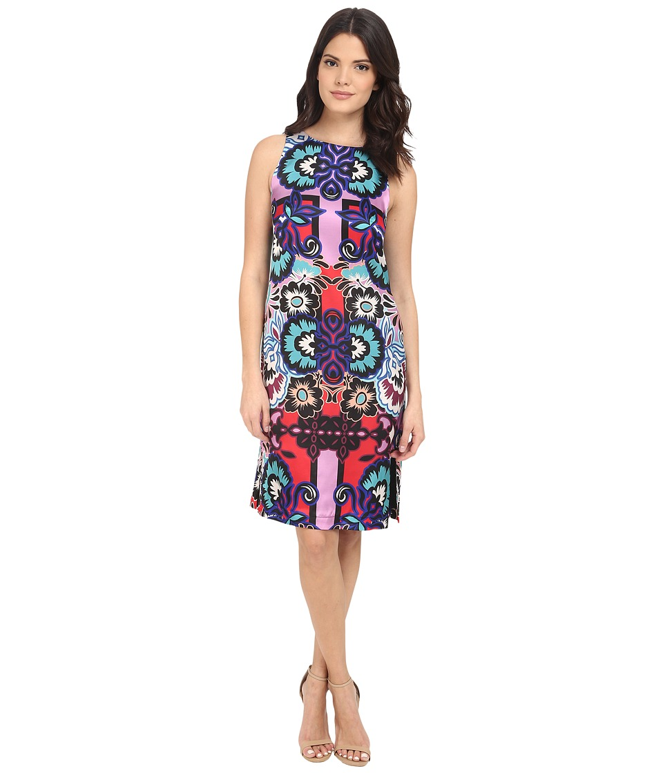 Nanette Lepore Oasis Dress (Red Multi) Women