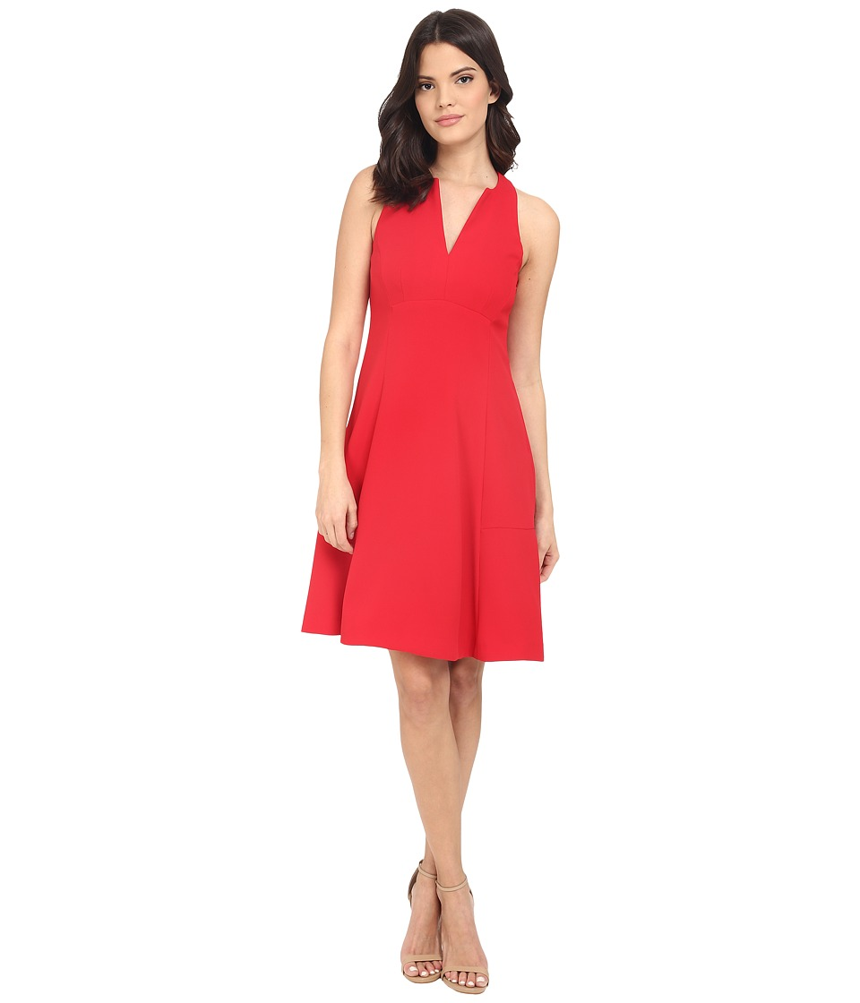 Nanette Lepore - Skylight Dress (Red) Women's Dress