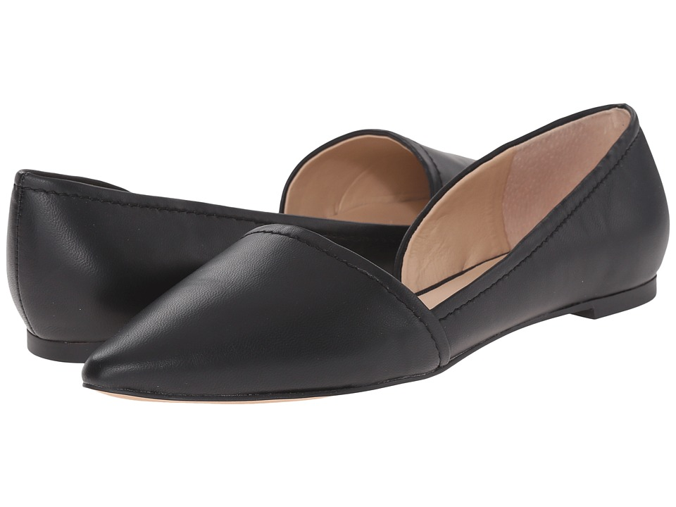 Franco Sarto - Spiral (Black) Women's Flat Shoes