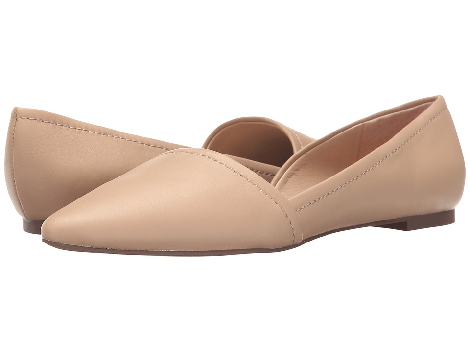 Franco Sarto - Spiral (Soft Tan) Women's Flat Shoes