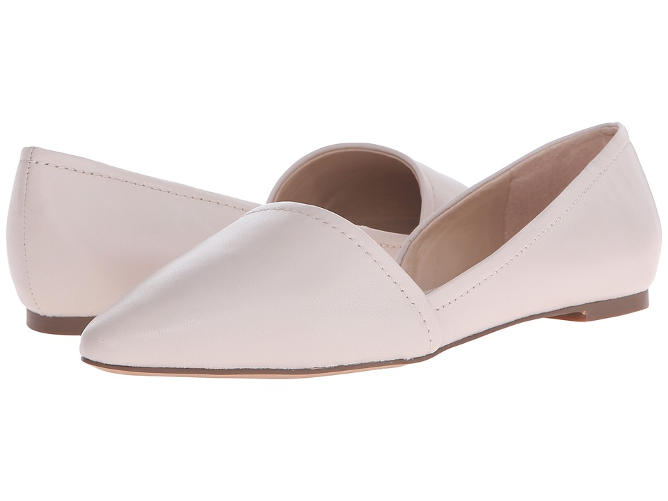 Franco Sarto - Spiral (Ivory) Women's Flat Shoes