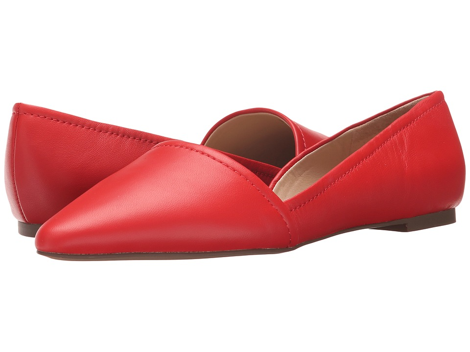 Franco Sarto - Spiral (Red) Women's Flat Shoes
