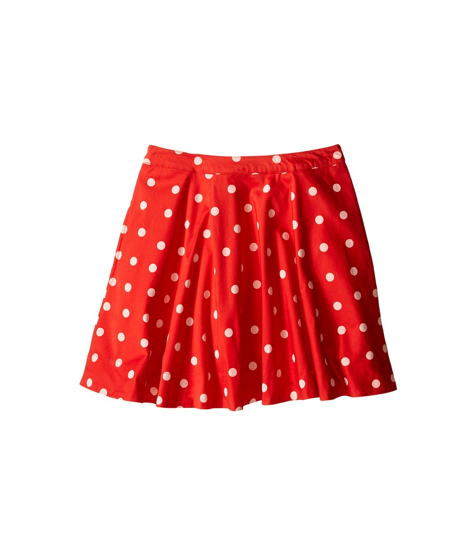 Kate Spade New York Kids - Circle Skirt (Big Kids) (fairytale Red Polka Dot) Girl's Skirt