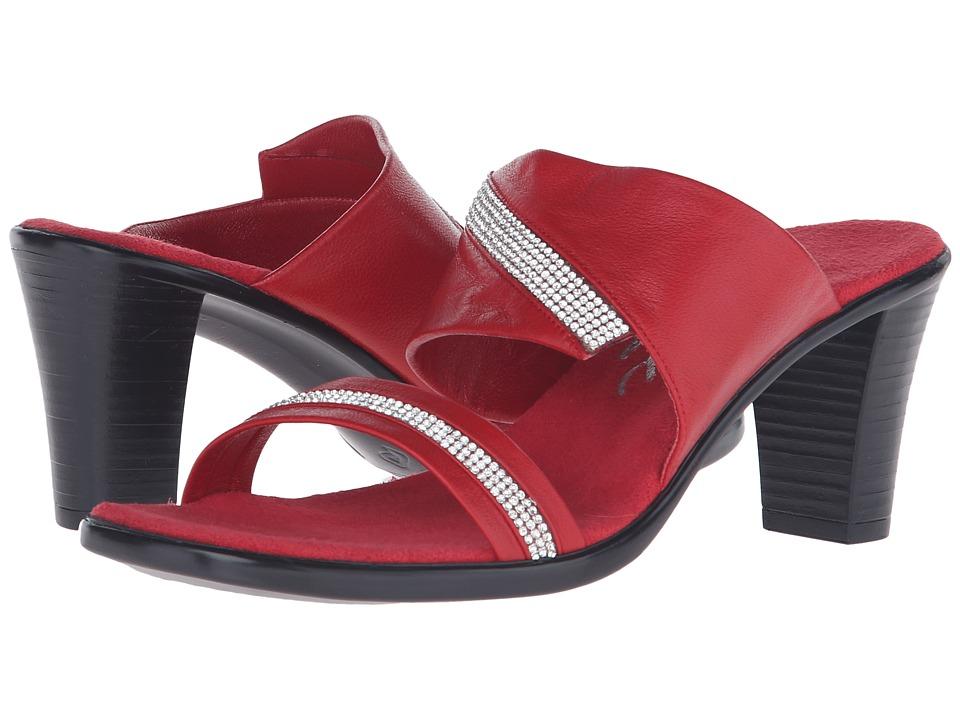 Onex - Avery (Red) Women's Sandals