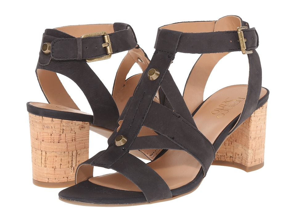 Franco Sarto - Paloma (Black) Women's Sandals
