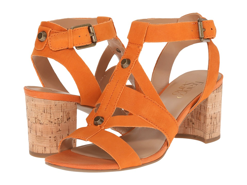 Franco Sarto - Paloma (Lily Orange) Women's Sandals