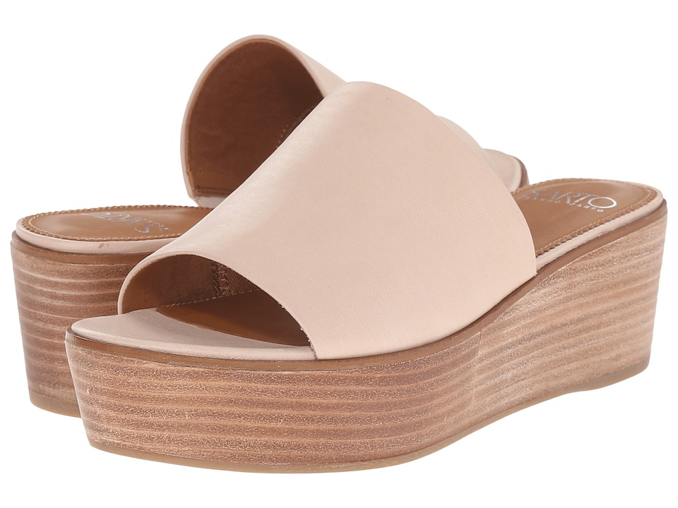 Franco Sarto - Eileen (Cappucino) Women's Wedge Shoes