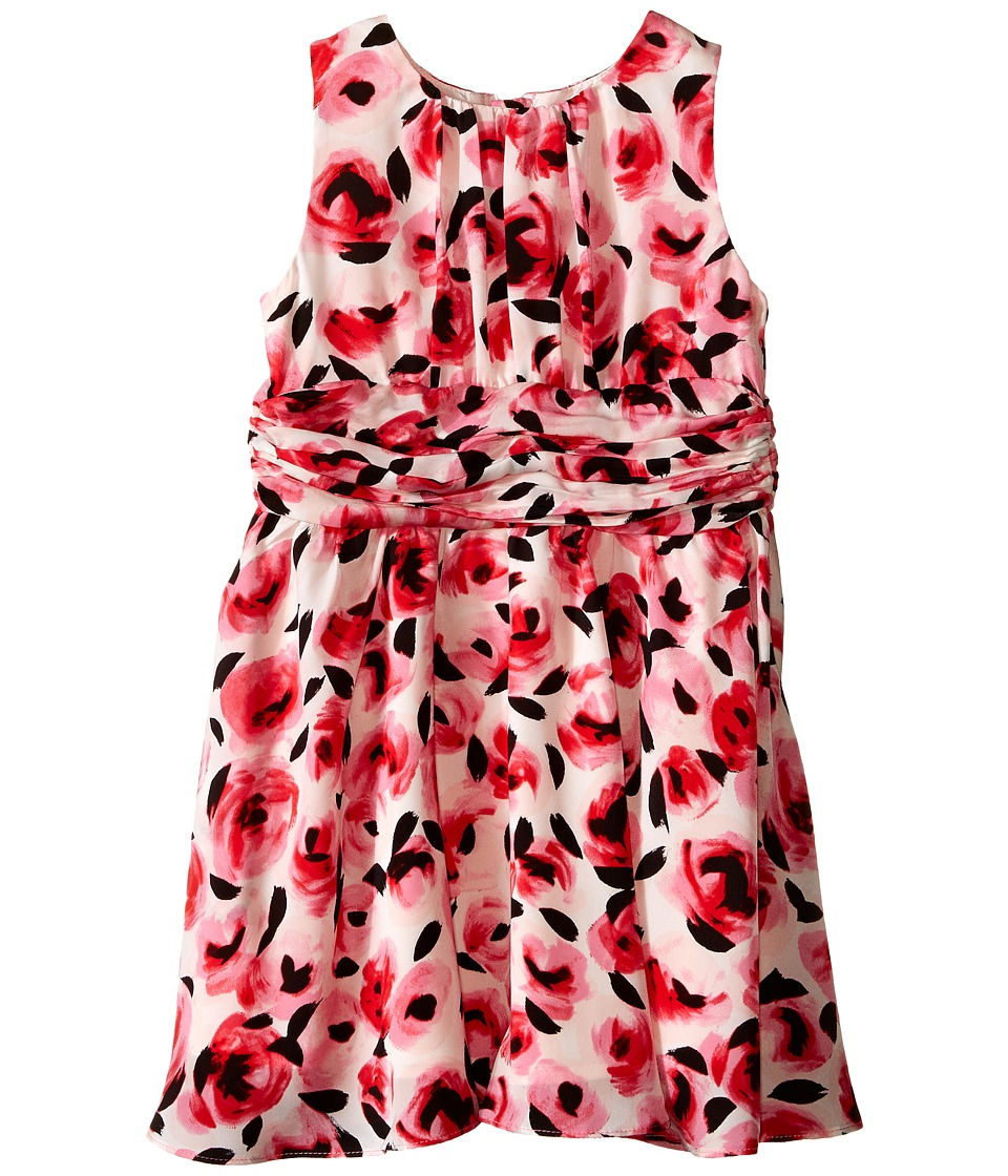Kate Spade New York Kids - Rose Dress (Toddler/Little Kids) (Rosebud) Girl's Dress