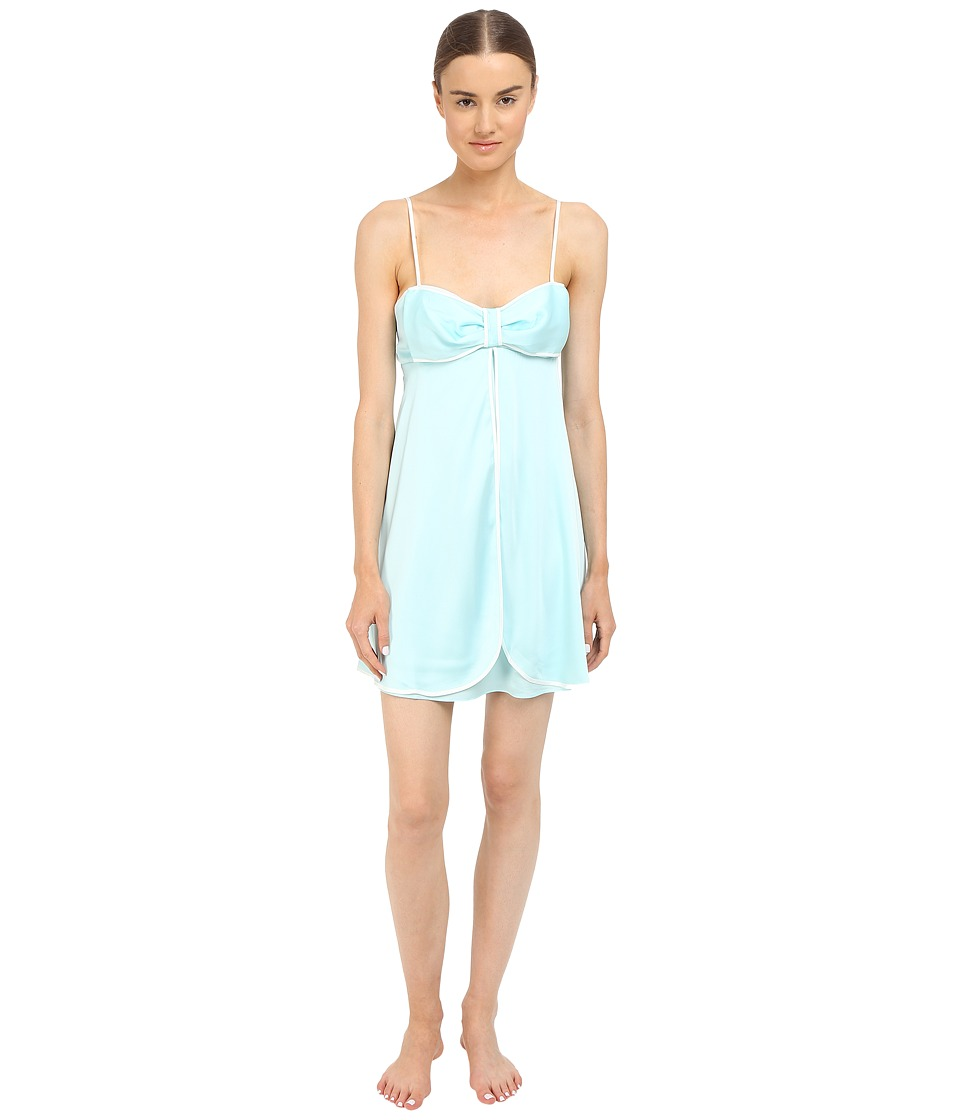 Kate Spade New York - Charmeuse Chemise (Air) Women's Pajama