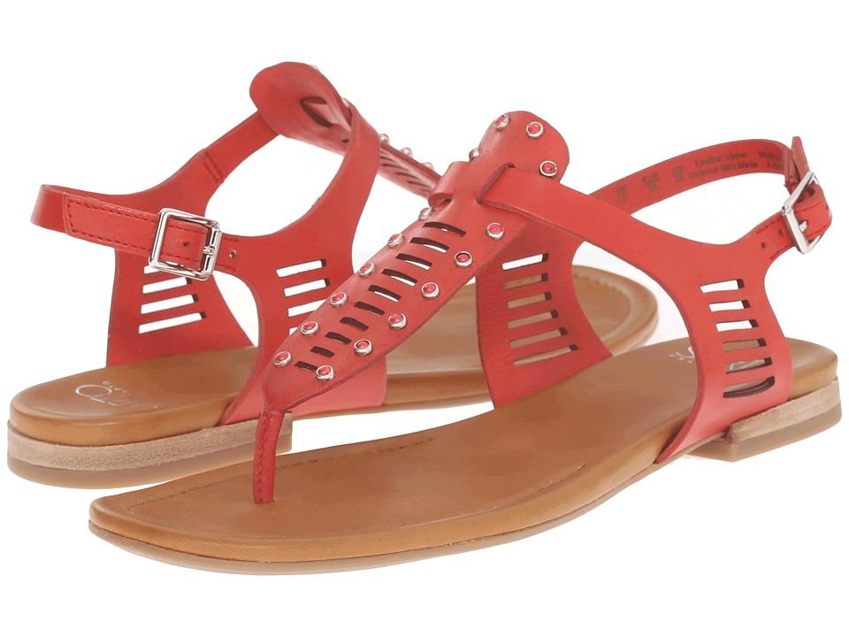 Franco Sarto - Sarita (Bright Red) Women's Sandals