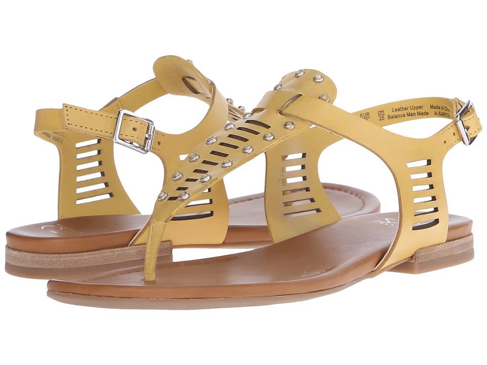 Franco Sarto - Sarita (Saffron) Women's Sandals