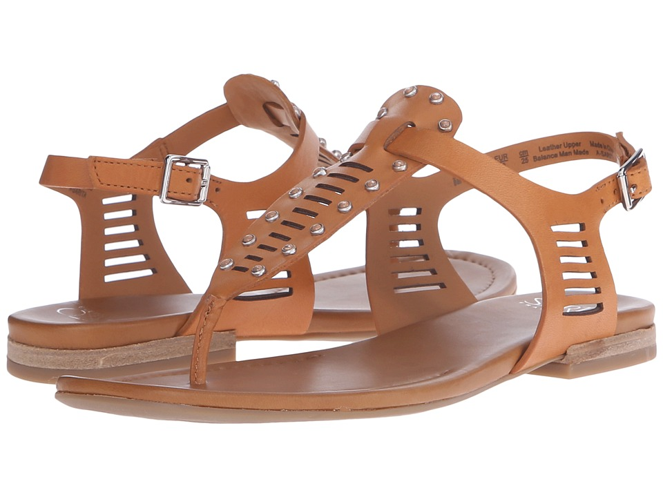 Franco Sarto - Sarita (Golden Amber) Women's Sandals