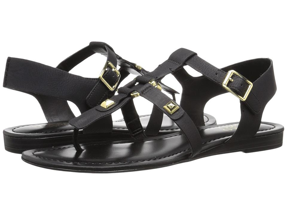 Franco Sarto - Geyser (Black) Women's Sandals