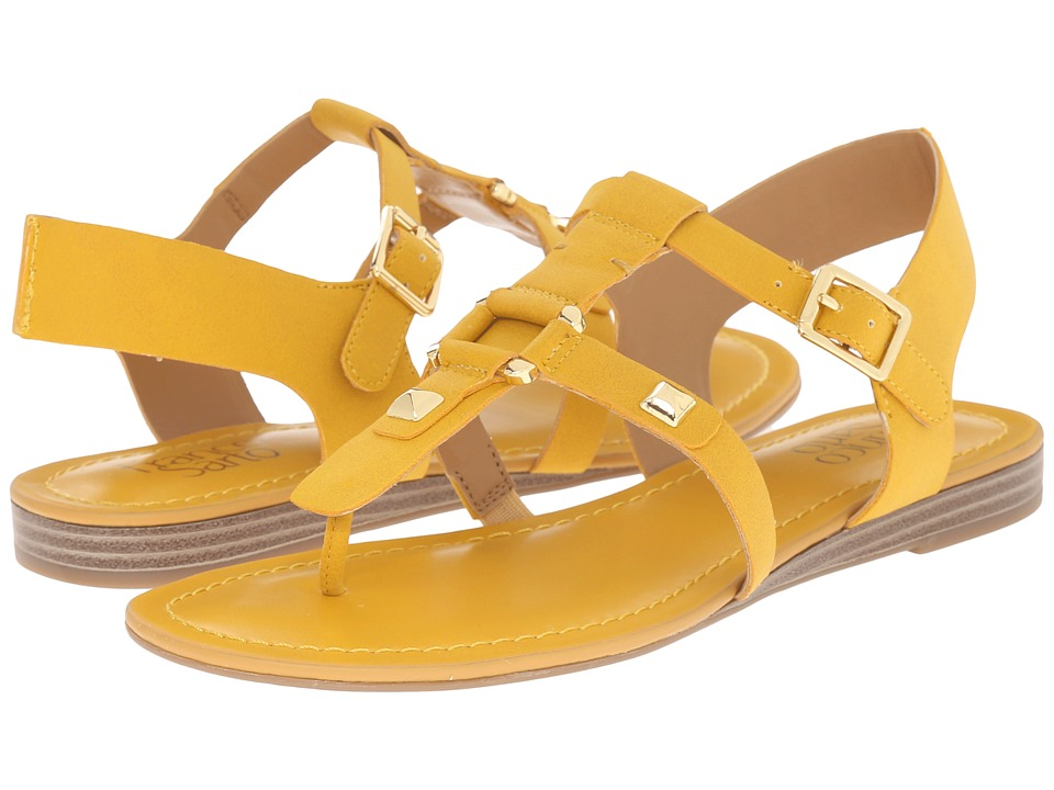 Franco Sarto - Geyser (Tropical Gold) Women's Sandals