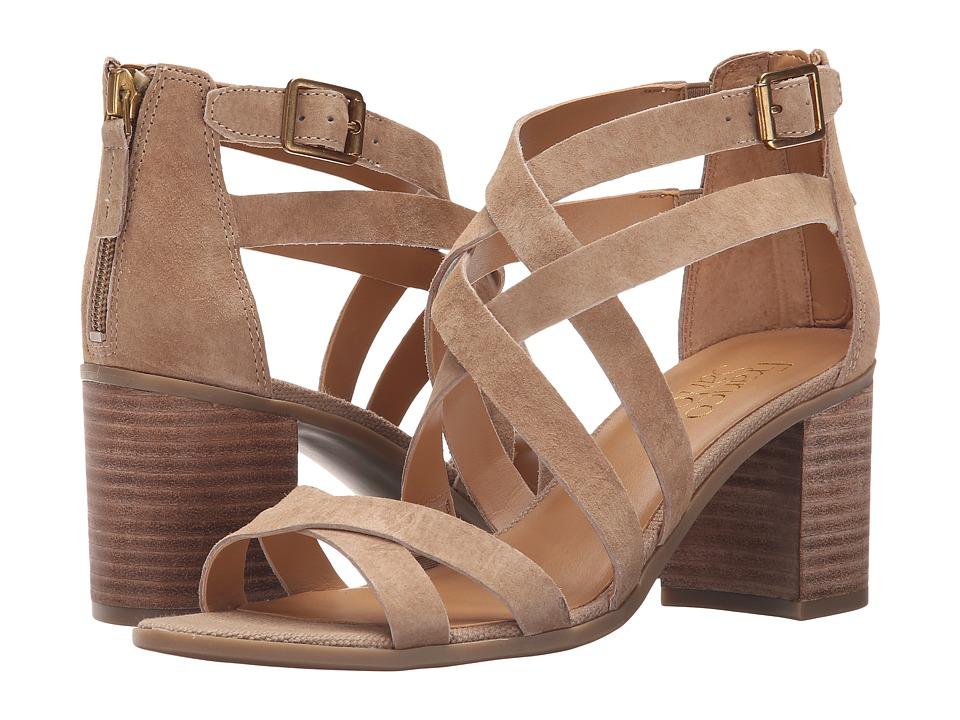 Franco Sarto - Hachi (Dark Sand) High Heels