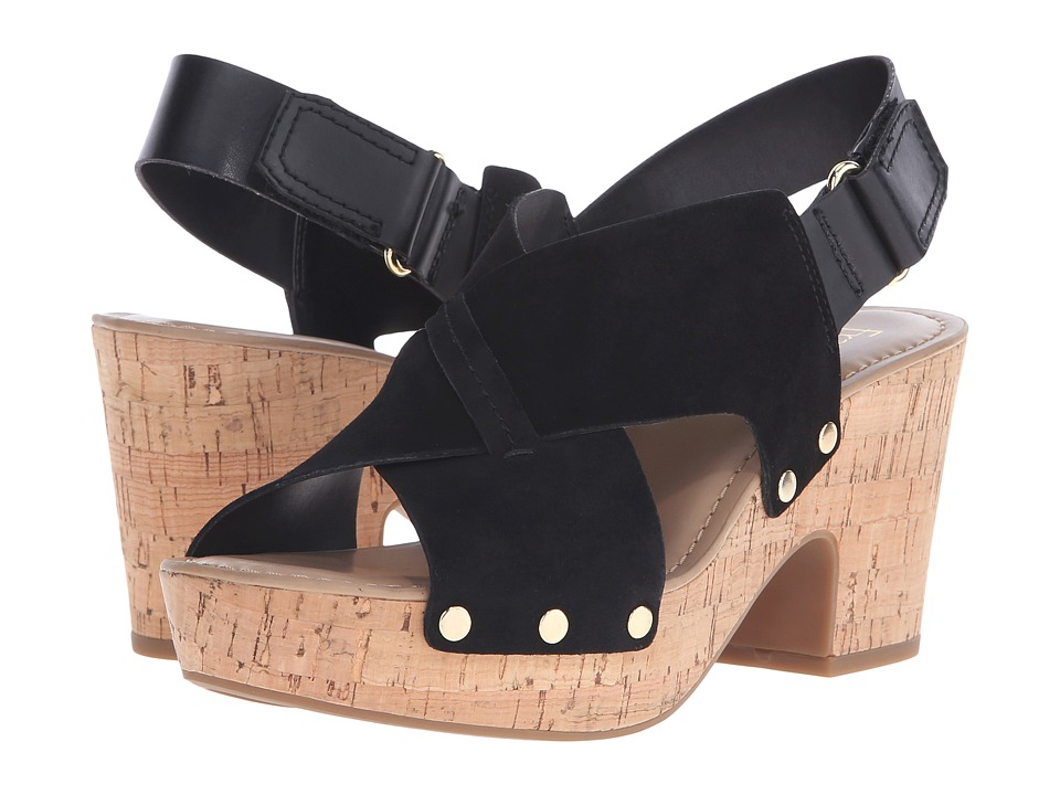 Franco Sarto - Kicks (Black) High Heels