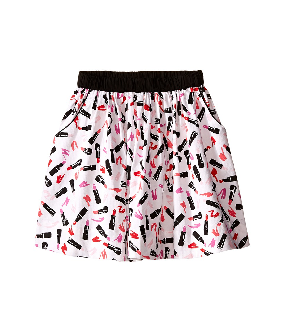 Kate Spade New York Kids - Lipstick Skirt (Big Kids) (Lipstick) Girl's Skirt