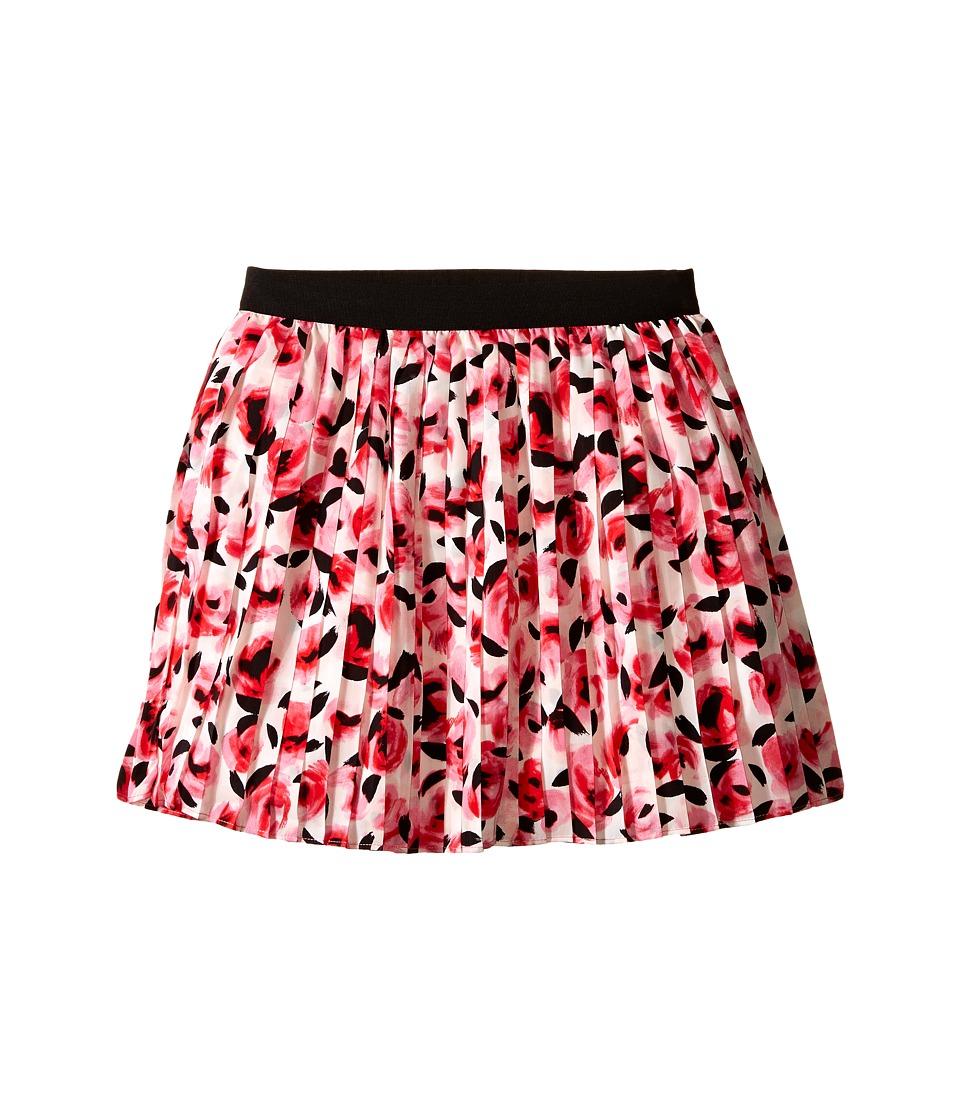 Kate Spade New York Kids - Pleated Skirt (Big Kids) (Rosebud) Girl's Skirt