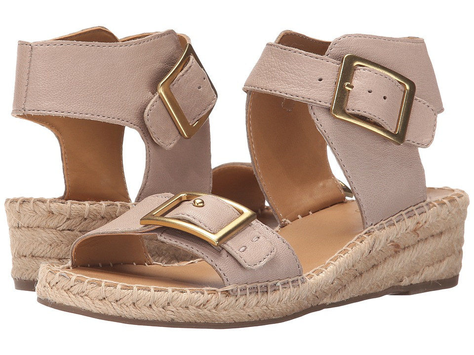 Franco Sarto - Latin (Dark Beige) Women's Sandals