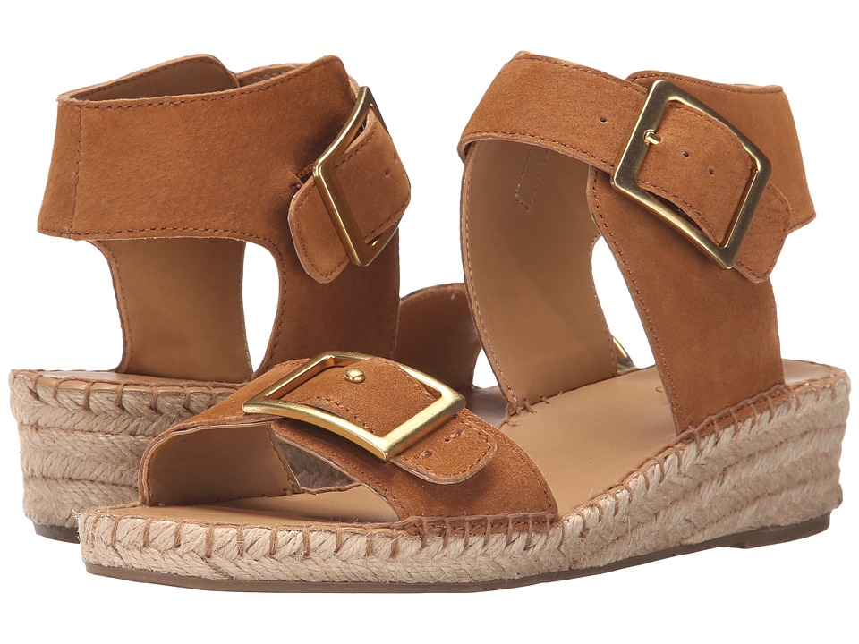 Franco Sarto - Latin (Chestnut) Women's Sandals