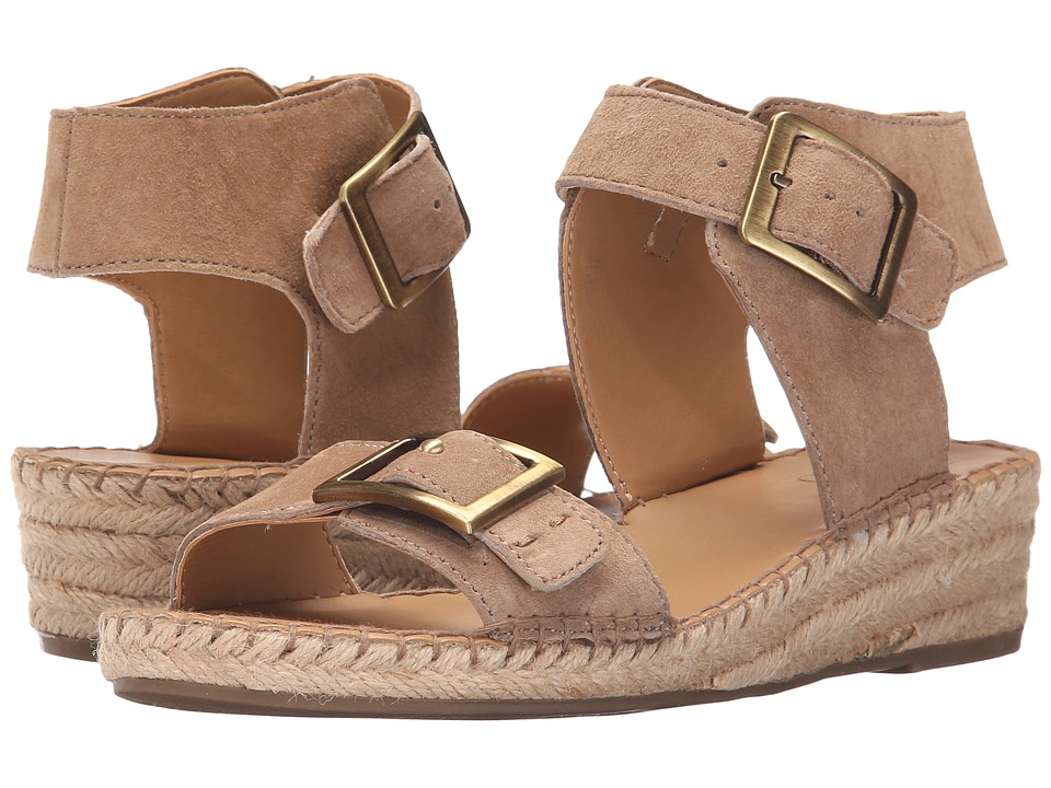Franco Sarto - Latin (Dark Sand) Women's Sandals