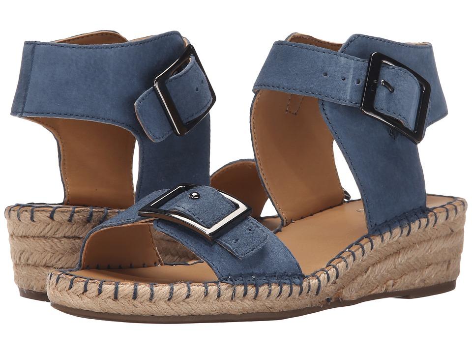 Franco Sarto - Latin (Navy) Women's Sandals