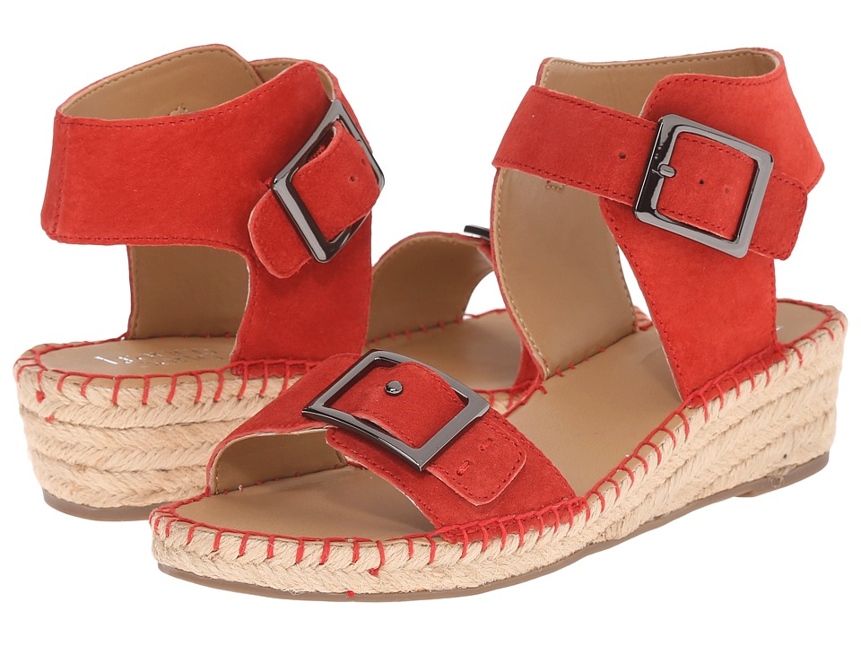 Franco Sarto - Latin (Paprika Red) Women's Sandals